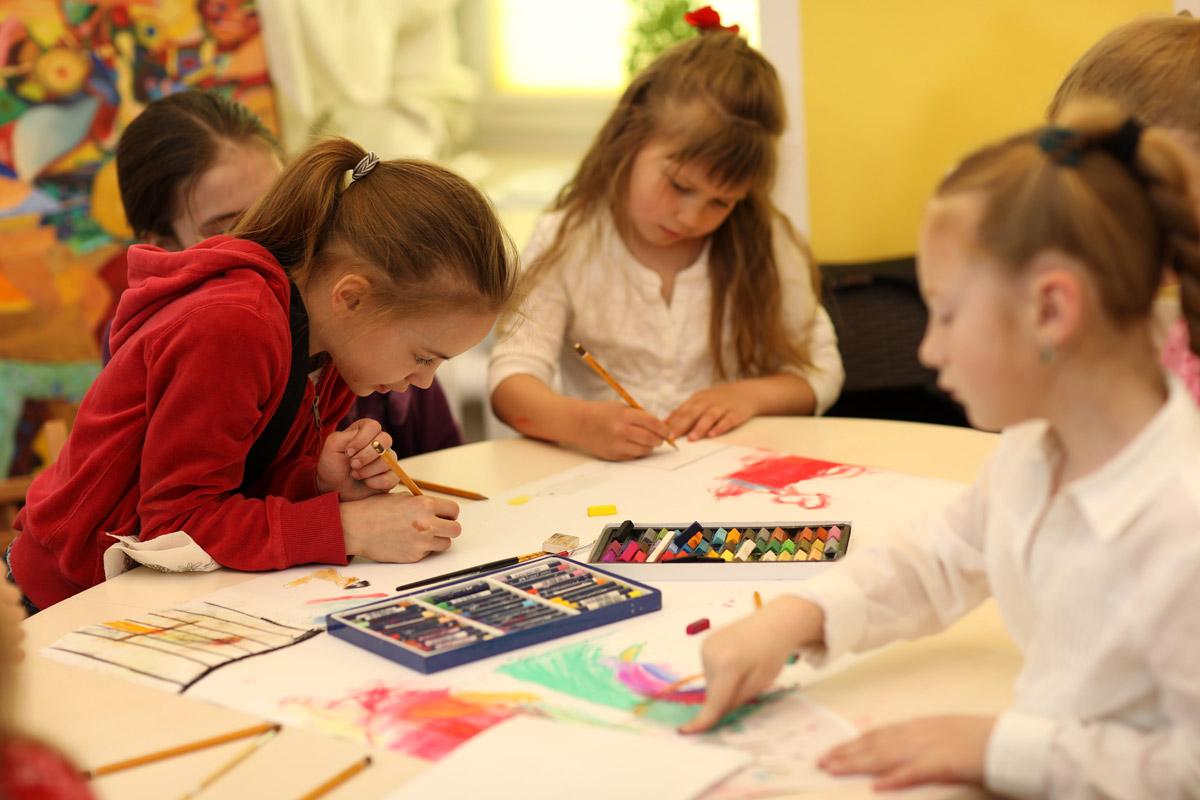 Малювання для дітей - фото