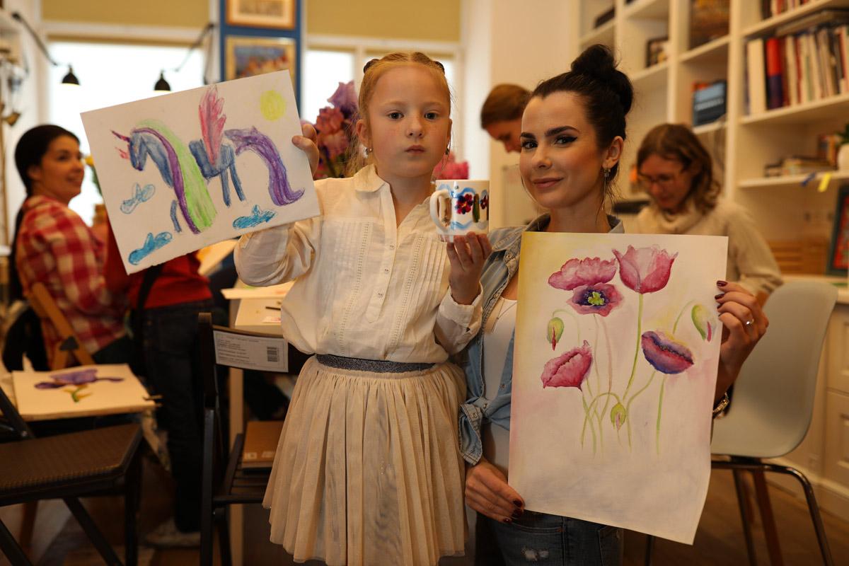 Рисование для детей - фото