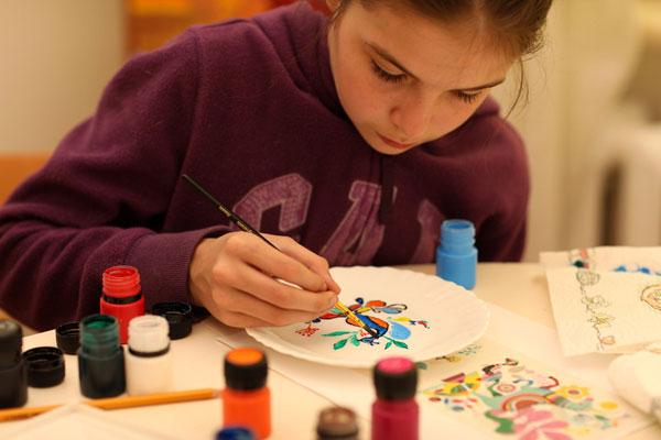 Уроки малювання для дітей