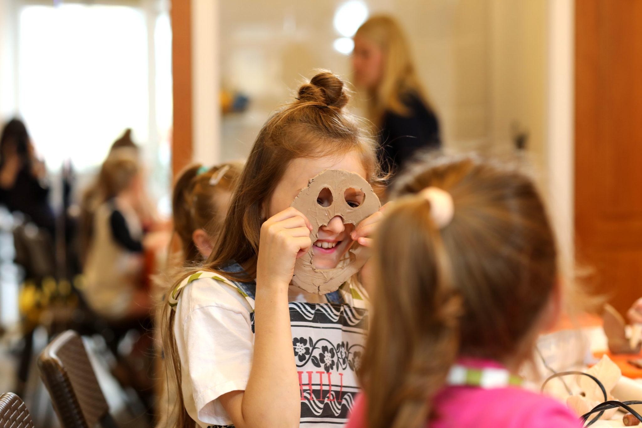 Курс «Лепка для детей 6-12 лет» - фото