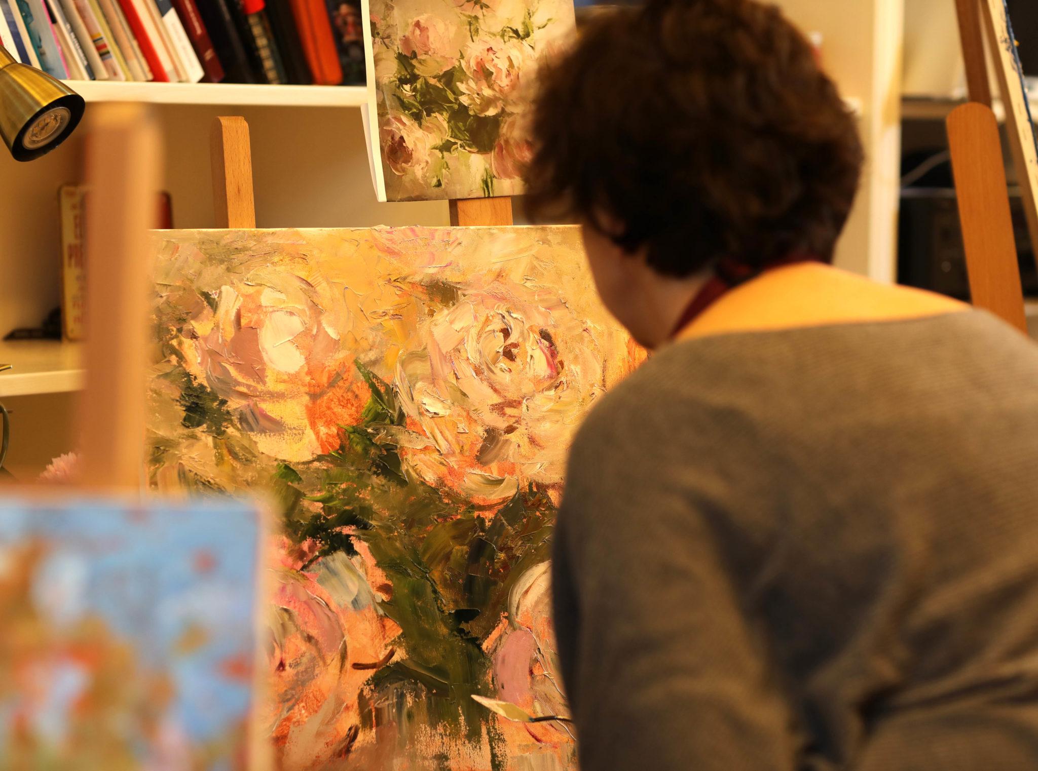 Мастер-класс «Картина моей мечты» - фото