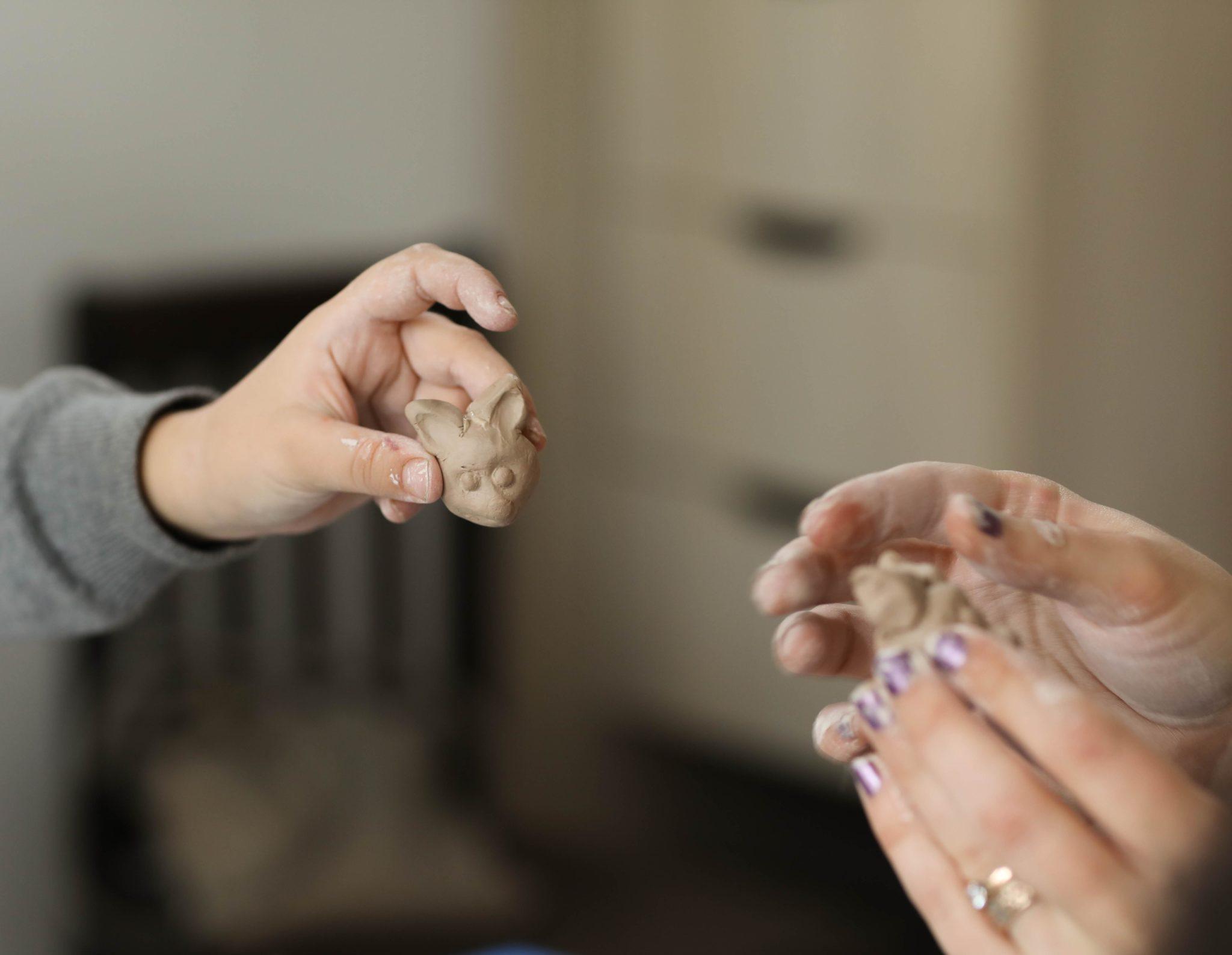 Курс «Лепка из глины» - фото