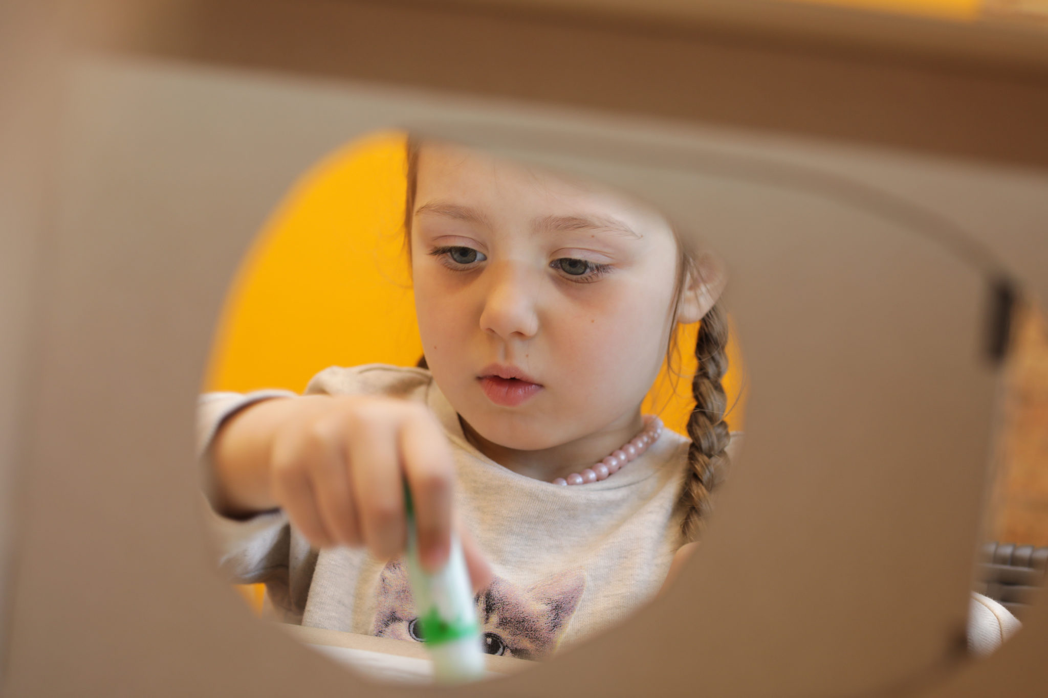 Арт-заняття для дітей 3-5 років - фото