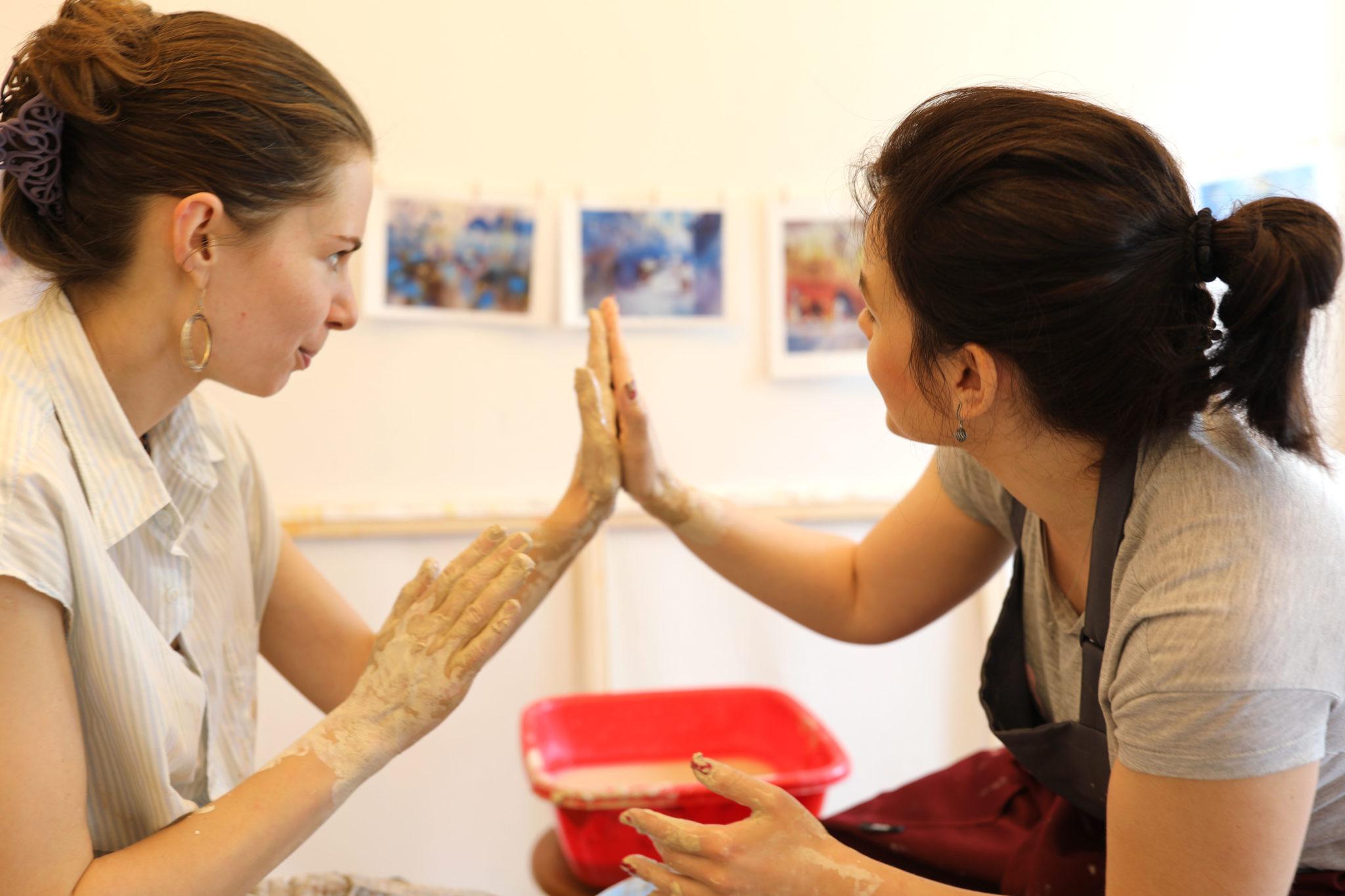 Індивідуальний майстер-клас з гончарного мистецтва - фото