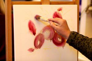 kist1-1-300x200 Необходимые материалы и инструменты для масляной живописи