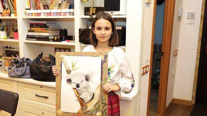 Курсы рисования для детей без возрастных ограничений