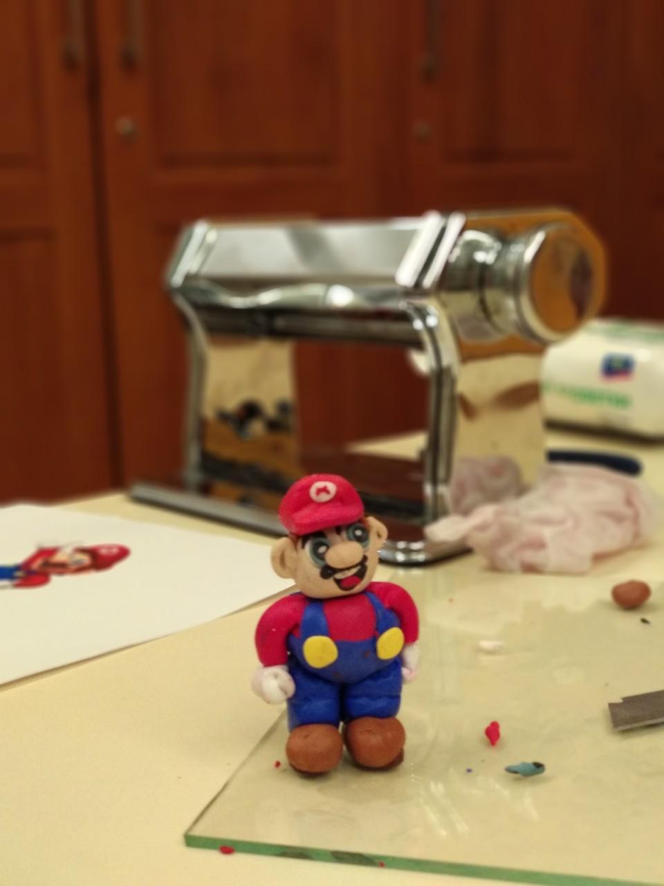 Мастер — класс из полимерной глины ко дню влюбленных 10 февраля - фото