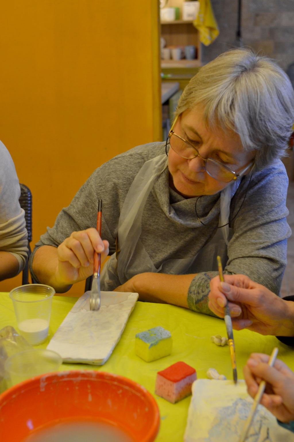 Мастер-класс по керамике «Посуда для души!» 2 часть 3 марта - фото