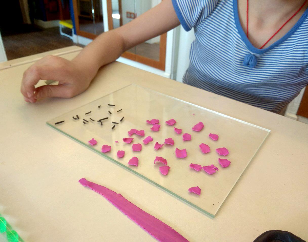 Мастер — класс из полимерной глины «Цветок-фантазия» 26 мая - фото